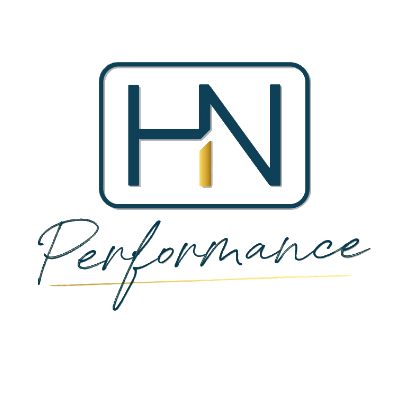 Logo rund HN Performance
